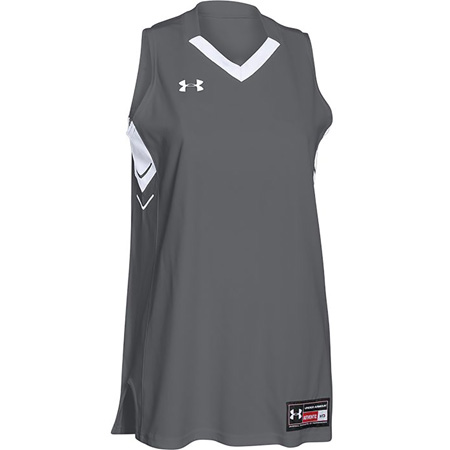 UA Crunch Time Women's Basketball Jersey