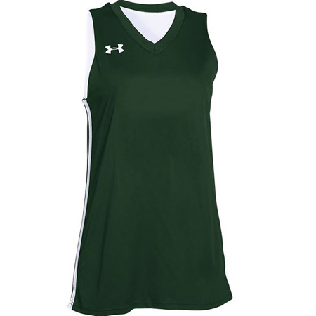 UA Drop Step Reversible Women's Jersey