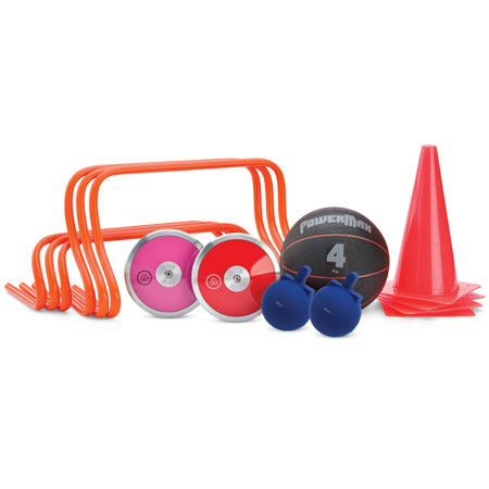 Gill WTC Boy's Discus Training Pack