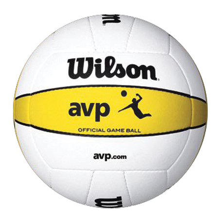 Wilson AVP Game Ball